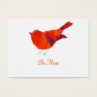 Be My Valentine  Red Bird