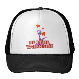 Be My Valentine T-shirts and Gifts Hats