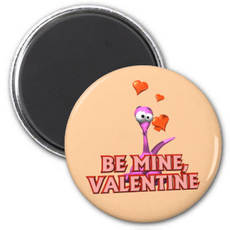 Be My Valentine T-shirts and Gifts Fridge Magnet