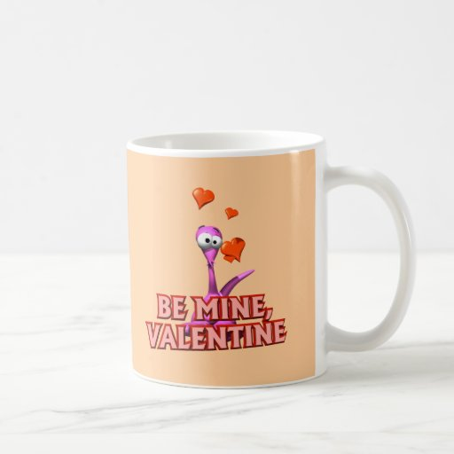 Be My Valentine T-shirts and Gifts Mugs