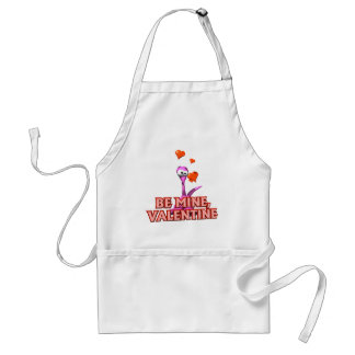 Be My Valentine T-shirts and Gifts Standard Apron