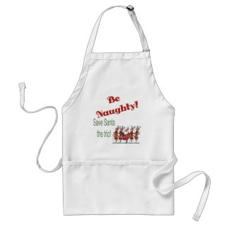 Be Naughty... Aprons