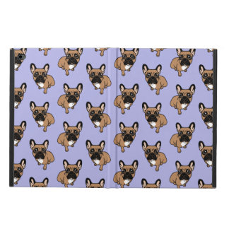 Be nice to the cute black mask fawn Frenchie Powis iPad Air 2 Case