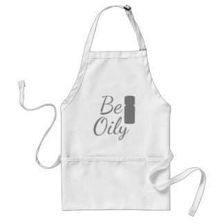 Be Oily Standard Apron