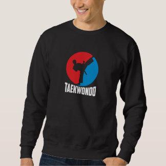 Be on the style of Taekwondo Sweatshirt