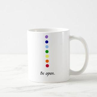 Be Open - Chakra Mug