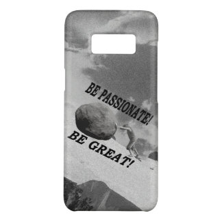 Be Passionate! Be Great! Design Case-Mate Samsung Galaxy S8 Case