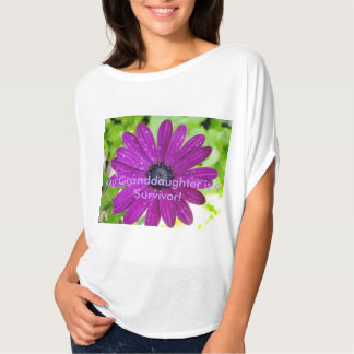 Be proud of a Survivor & support a Victim T Shirt