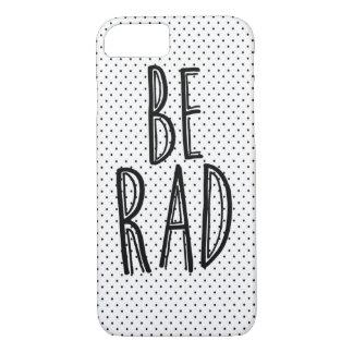 Be Rad iPhone 8/7 Case