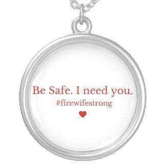 Be Safe Necklace