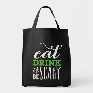 BE SCARY | HALLOWEEN TOTE BAG