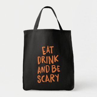 Be Scary Spotted | Halloween Tote Bag
