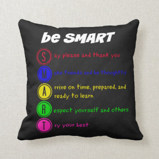 Be Smart Cushion