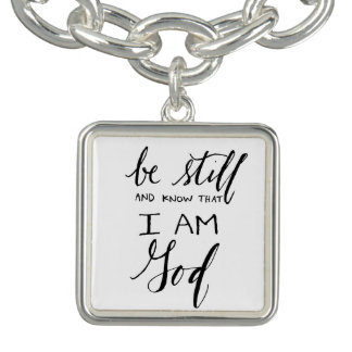 Be Still and Know That I Am God Bible Verse