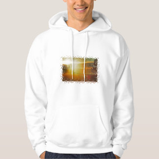 BE STILL AND KNOW THAT I AM GOD -PSALM 46:10 HOODIE