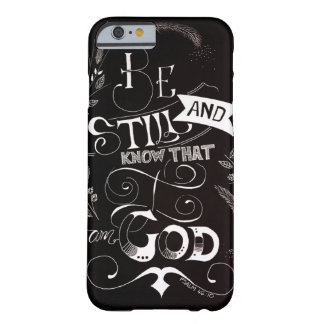 Be still black barely there iPhone 6 case