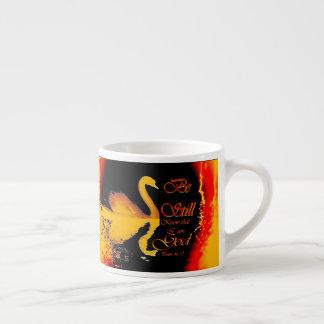 Be Still ... Know that I am God Espresso Mug