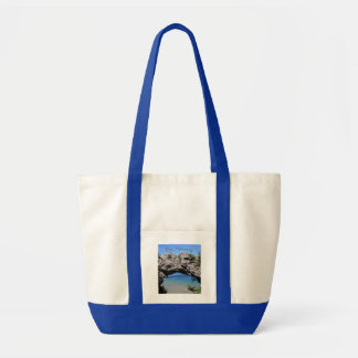 Be Strong - Arch Rock Tote Bag