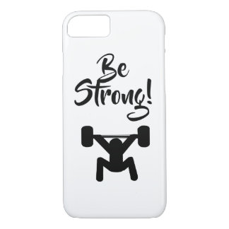 Be Strong iPhone 8/7 Case