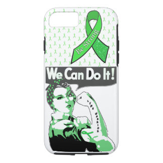 Be Strong Lyme Disease Awareness Cell Phone Case