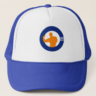 Be Strong Trucker Baseball Hat