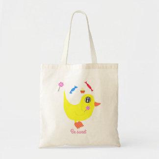 BE sweet Tote Bag