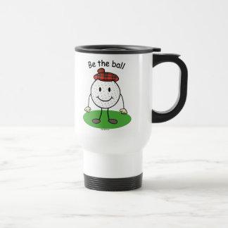 Be the Ball Mugs