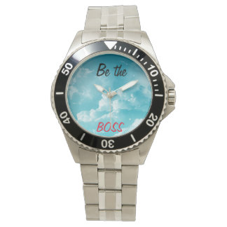 be the boss wristwatches