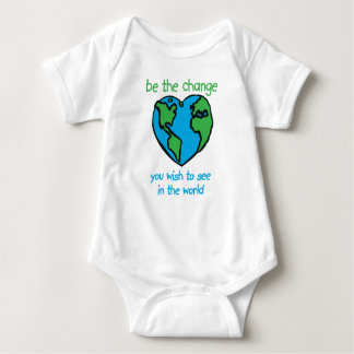 Be the Change Baby Bodysuit