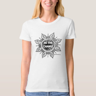 Be the Change Organic T-shirt