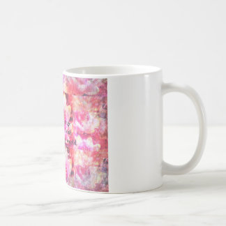 Be the change that you wish to see in the world coffee mugs
