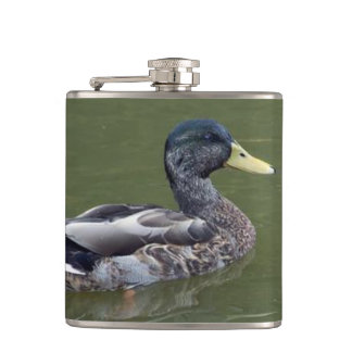 Be the Duck Hip Flask