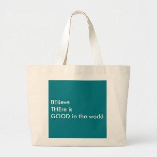 Be The Good Jumbo Shopper Tote