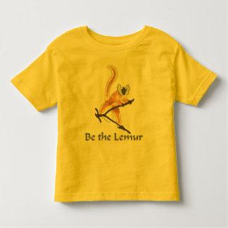 Be the Lemur Toddler T-Shirt