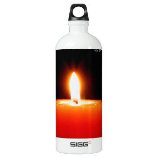 Be the light in a dark world SIGG traveller 1.0L water bottle