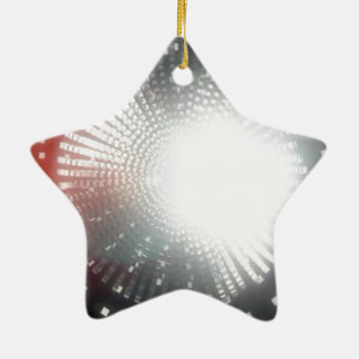 BE the LIGHT in someone LIFE - bring FOCUS Ceramic Star Decoration