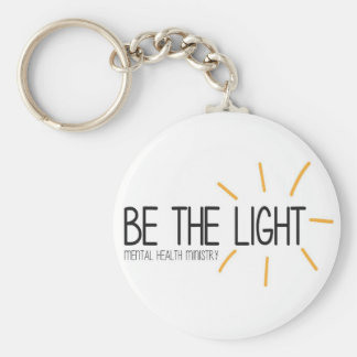 Be the Light Mental Health Ministry Key Ring