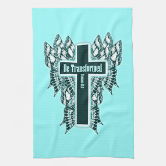 Be Transformed – Romans 12:2 Tea Towel