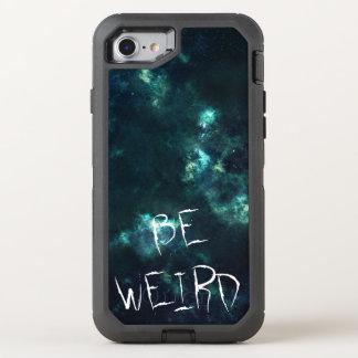 Be Weird OtterBox Defender iPhone 7 Case