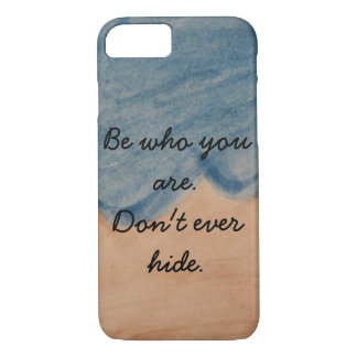 Be Who You Are iPhone 8/7 Case
