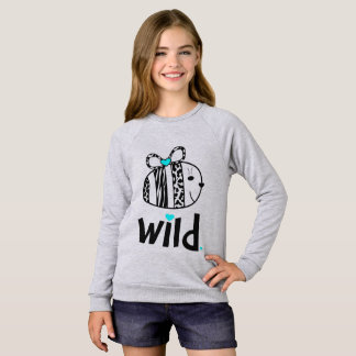BE WILD SWEATSHIRT