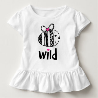 BE WILD TODDLER T-Shirt