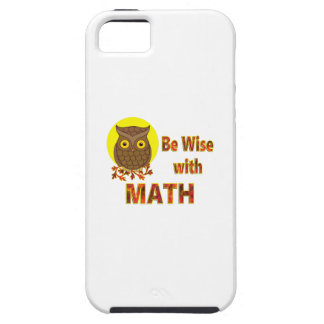 Be Wise With Math Case For The iPhone 5