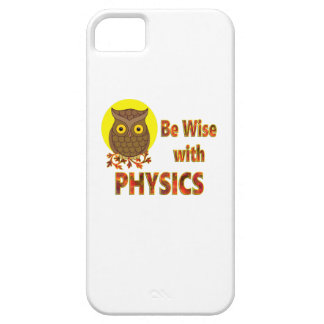 Be Wise With Physics Case For The iPhone 5
