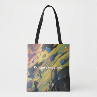Be Your Own Genie. Tote Bag