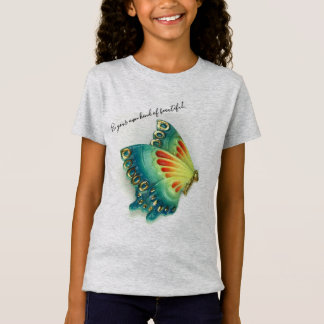 Be Your Own Kind Of Beatiful, Small, Girls, Tshirt