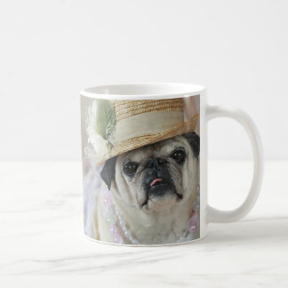 Be Your Own Kind of Beautiful Pug Mug