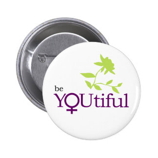 Be YOUtiful Button