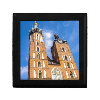 Beaautiful Krakow, Mariacki church, various gifts Gift Box
