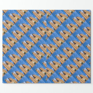 Beaautiful Krakow, Mariacki church, various gifts Wrapping Paper
